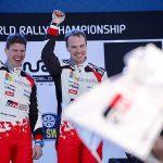 WRC復帰2戦目トヨタ優勝!WRCスウェーデンでのドライバーのコメント。