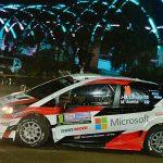 WRCアルゼンチン超速報!!SS3までラトバラ3位。