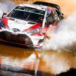 WRCアルゼンチンSS16SS17速報