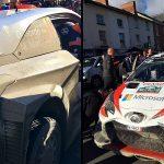 WRC RALLY GB ヤリーマティ・ラトバラ4位まで浮上!!