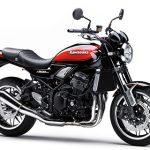 レトロなデザインのバイクも KAWASAKI Z900RS