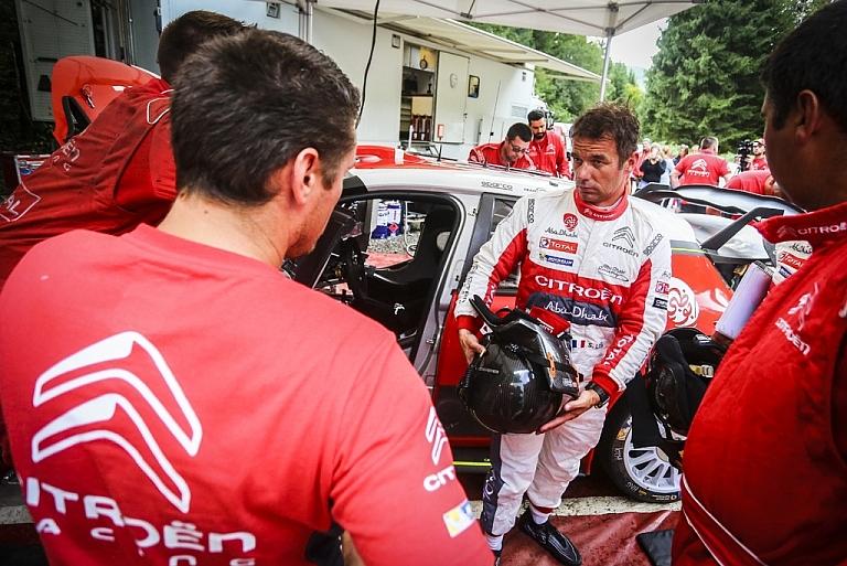 WRCにセバスチャン・ローブが帰ってくる。WRCラリーの往時のスーパースター。WRCに帰って来るけど、今のWRCマシンで勝てたら本物。CITROENから参戦!