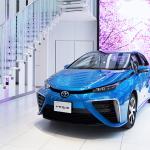 トヨタの応援をする時にやはり燃料電池車FCVミライを応援しないといけない。