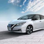 NISSANリーフも電力会社とコラボ!走った分だけじゃなくて定額でポイント付くよ!!電気自動車の普及につながれば良いね。
