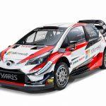 TOYOTAが2018年仕様のYARIS WRCを発表しましたね。昨年のよりフロント周りのエアロパーツが増えカッコよくなってますね。WRCモンテカルロが楽しみ!