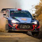 WRCラリー・メキシコ SS14速報 セバスチャン・オジエがトップに!! セバスチャン・ローブとダニー・ソルドはパンクか?