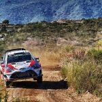 WRCアルゼンチン 早くも第5戦。