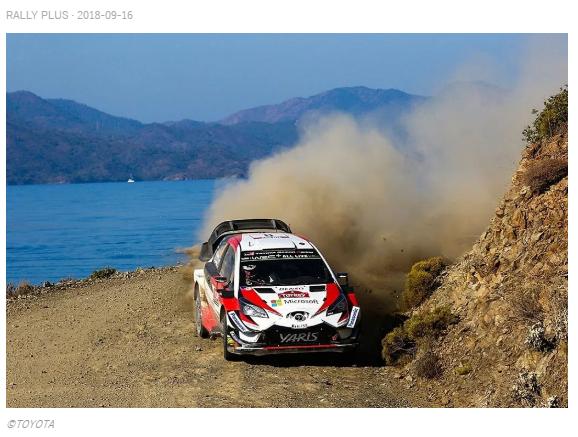 WRCトルコ速報!!