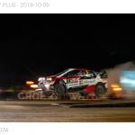 WRCラリーGB 速報 TOYOTA 調子良し!