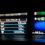 冬のプリウスPHVの電費は悪くなる。本日の朝はマイナス3℃。昨年は北海道並みに寒くなったけど、今年はまだ雪が積もらない。折角 ブリザックVRXを買ったのに。