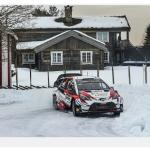 【WRCラリースウェーデン速報。TOYOTAオイット・タナク優勝は目前か???】