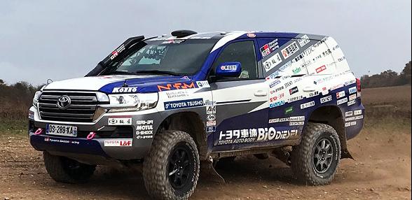 ダカールラリー2019でワン・ツーフィニッシュで市販車部門優勝したトヨタ車体のランドクルーザーはディーゼル仕様です。