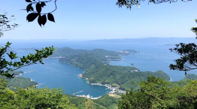 コロナ過近場の登山で気分も晴れる。日本人が民度が高いというのはもうやめません。